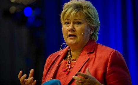 Премьер Норвегии оценила отношения с РФ