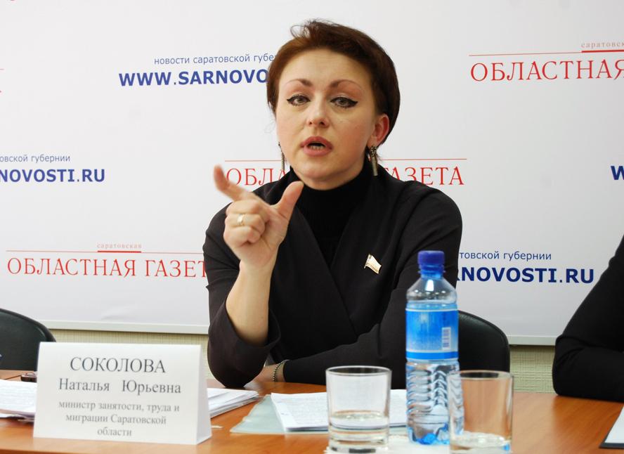 В соцсетях остались недовольными увольнением министра из Саратова