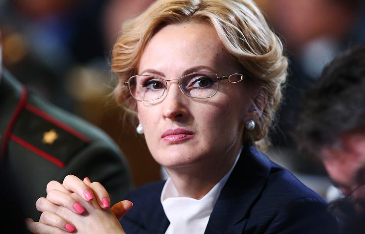 Вице-спикер Госдумы Ирина Яровая: «»Обман про дефицит — это уловка»