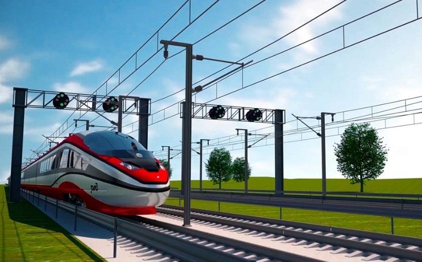 РЖД представят концепт высокоскоростного поезда