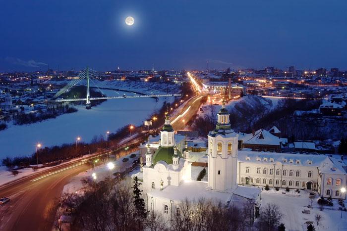 Тюмень признана городом с самым высоким уровнем жизни в РФ