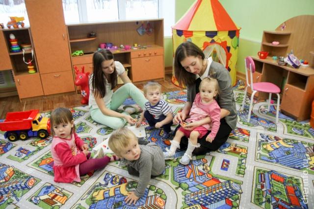 В Вологодской области сотня родителей смогла трудоустроиться благодаря бесплатным яслям