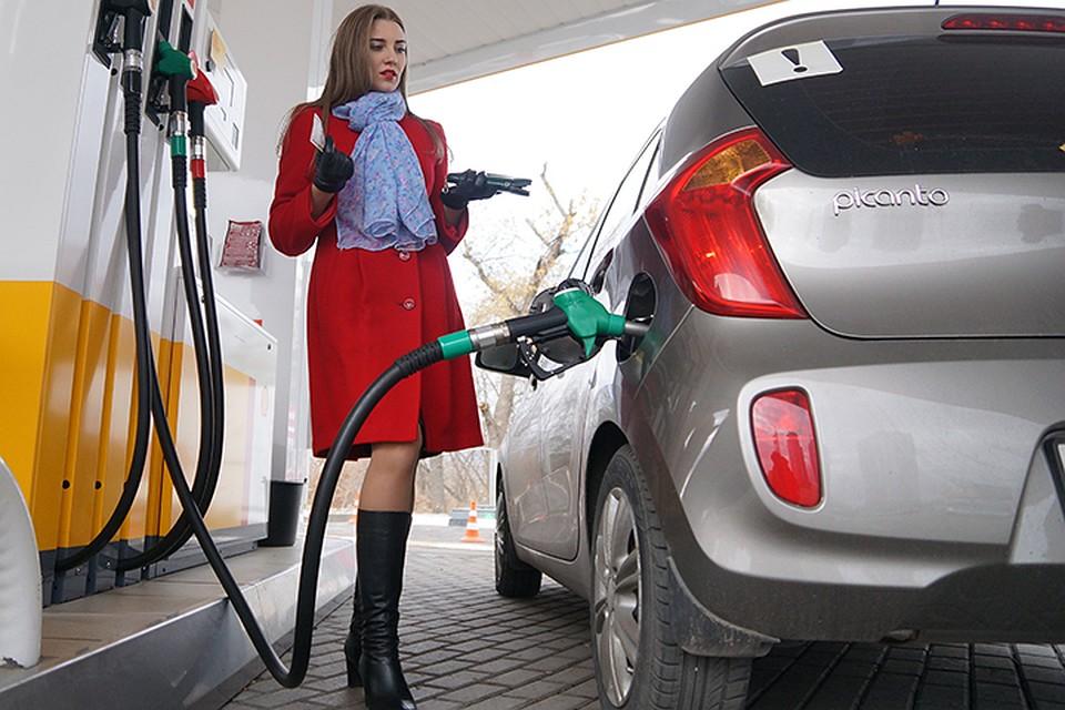 Цены на бензин снова растут
