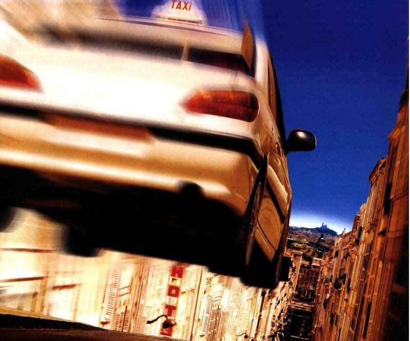 Число аварий с участием такси выросло на 50%
