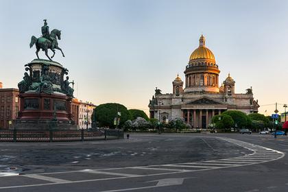 Санкт-Петербург признали самым «добрым» городом России