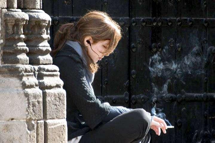 Брянск назван самым курящим городом России
