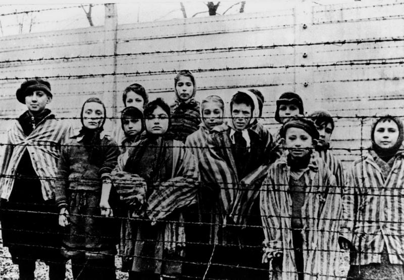 Германия отказала в помощи бывшим узникам концлагерей
