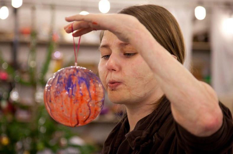 В Москве состоится новогодняя встреча «Мастерская елочных игрушек»