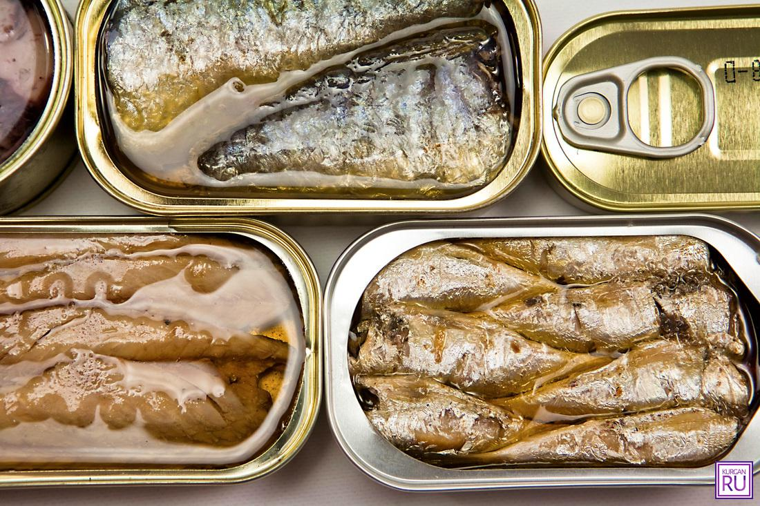 Роспотребнадзор рассказал, как правильно выбирать рыбные консервы