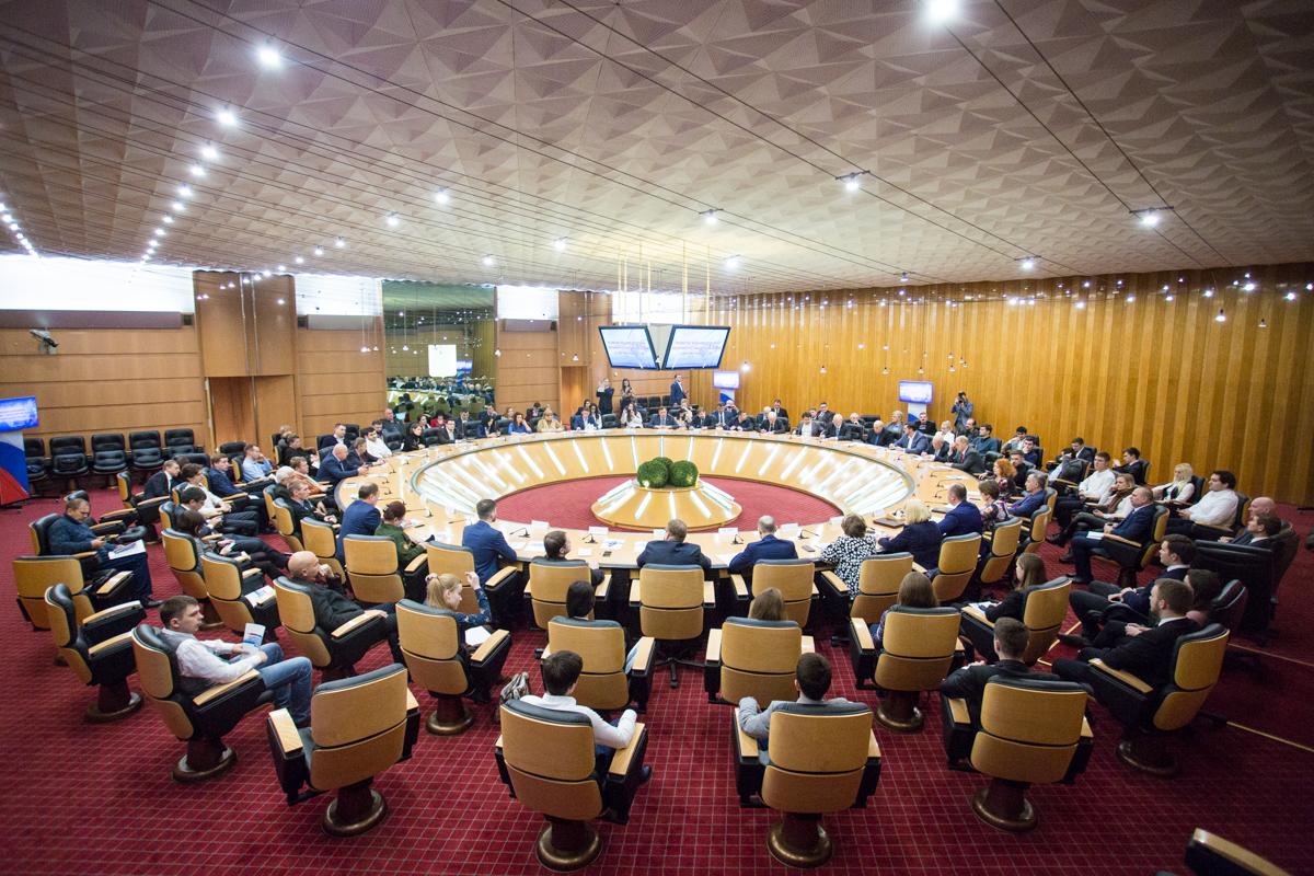Состоялось заседание Координационного совета НКО России