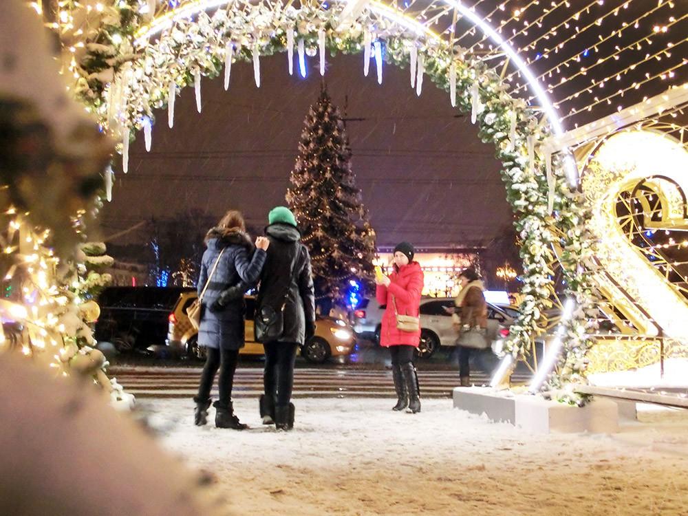 К концу года турпоток в Москву составит 23,5 млн человек