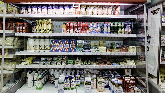 Молочные продукты с растительными жирами начнут маркировать