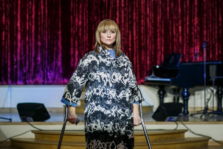 В Москве прошёл модный показ с участием людей с инвалидностью