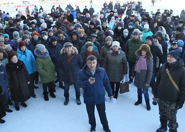Жители Сибая обратились к Путину из-за загрязнения воздуха