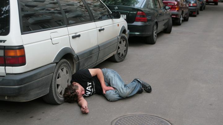 В МВД сообщили о сокращении числа «пьяных преступлений»
