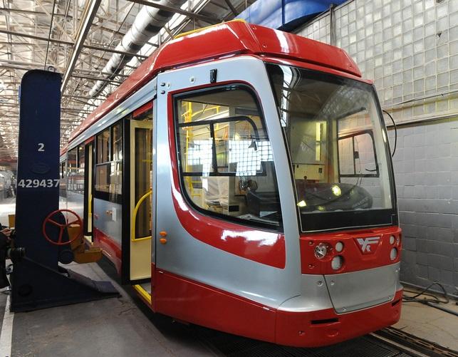 Рогозин анонсировал создание беспилотного трамвая