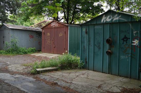 Законопроект о гаражной амнистии могут внести в Госдуму до конца года