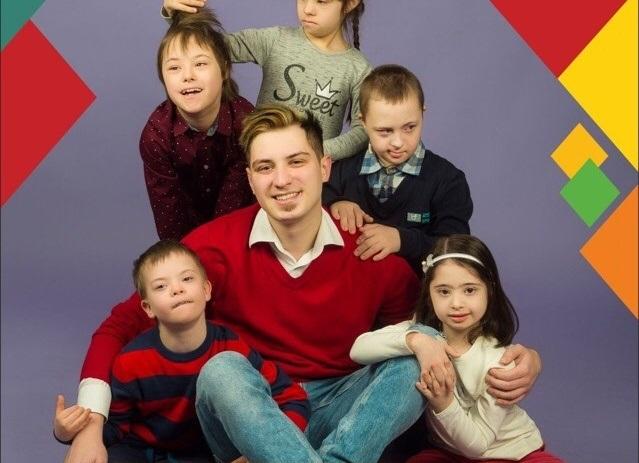 В Брянске откроется фотовыставка, приуроченная ко Всемирному дню человека с синдромом Дауна
