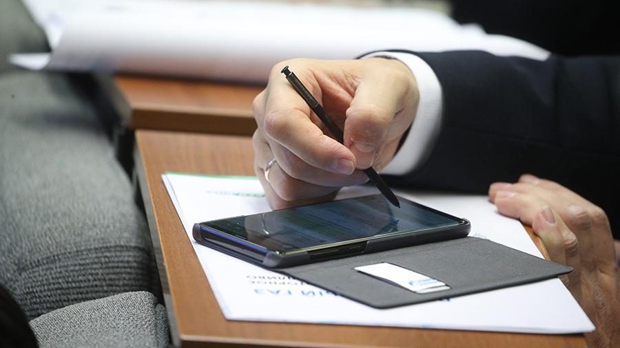 Россия заняла третье место в мире по темпам роста использования цифровых госуслуг
