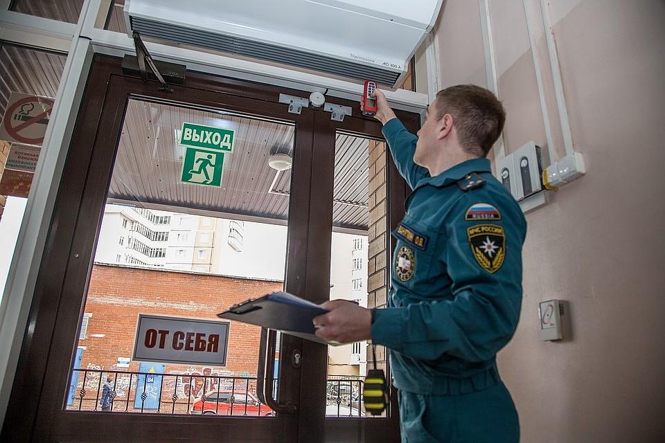 Цветков: Необходимо обеспечить контроль за реальным выполнением правил пожарной безопасности