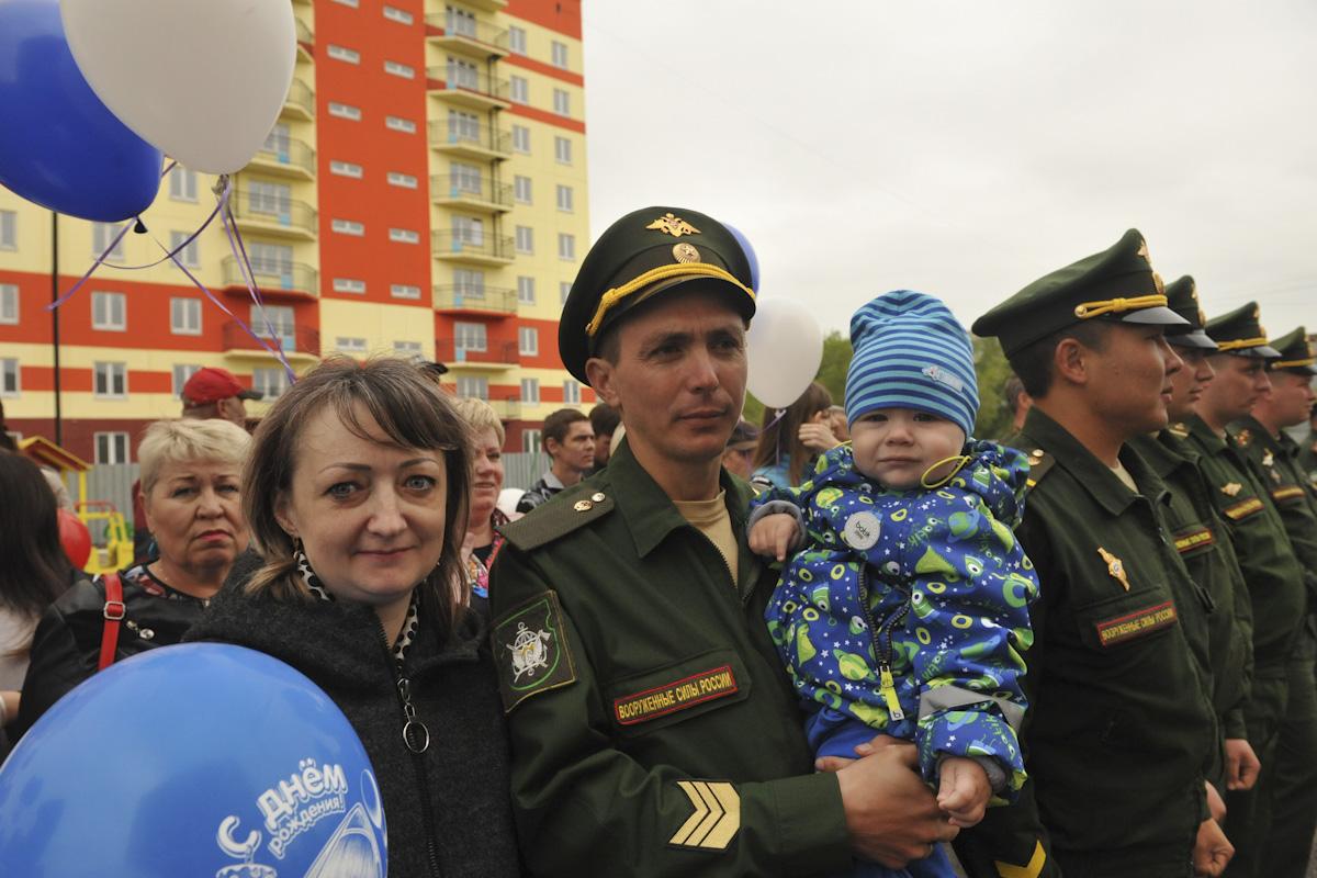 Проект «Жизнь меняется к лучшему» поддержит семьи военнослужащих — Большакова