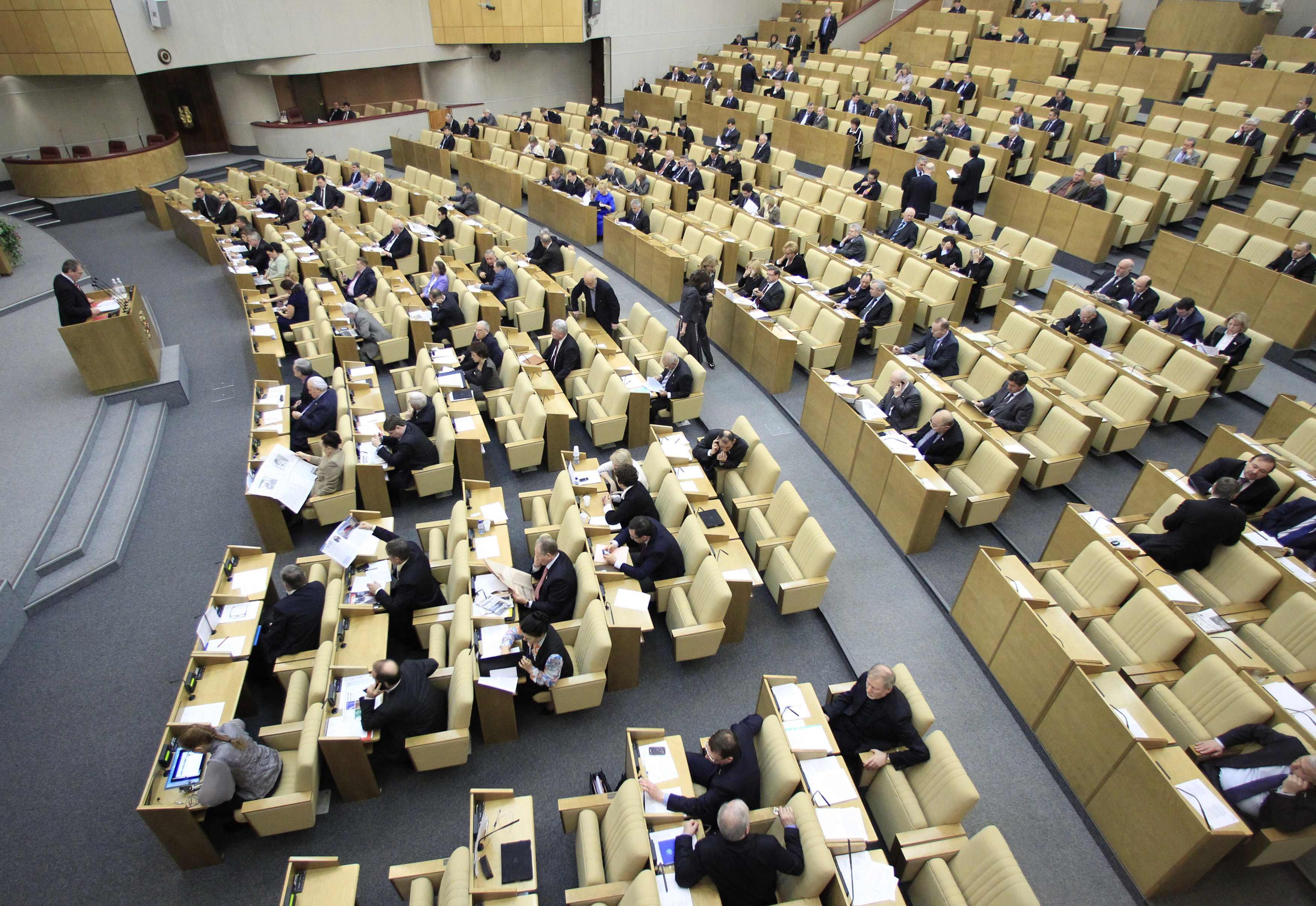 В Госдуме рассмотрят законопроект о борьбе с «аптечной наркоманией»
