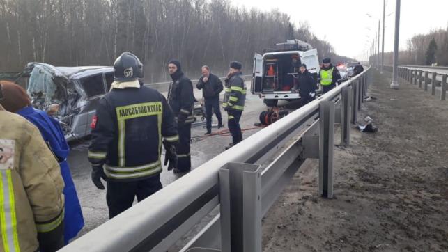 Смертельное ДТП под Москвой должно подтолкнуть к решительным мерам контроля за перевозчиками —  Цветков