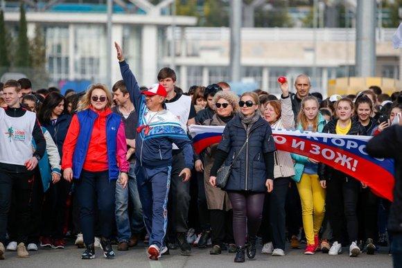 Акция «10 тысяч шагов к жизни» охватит более 150 городов России