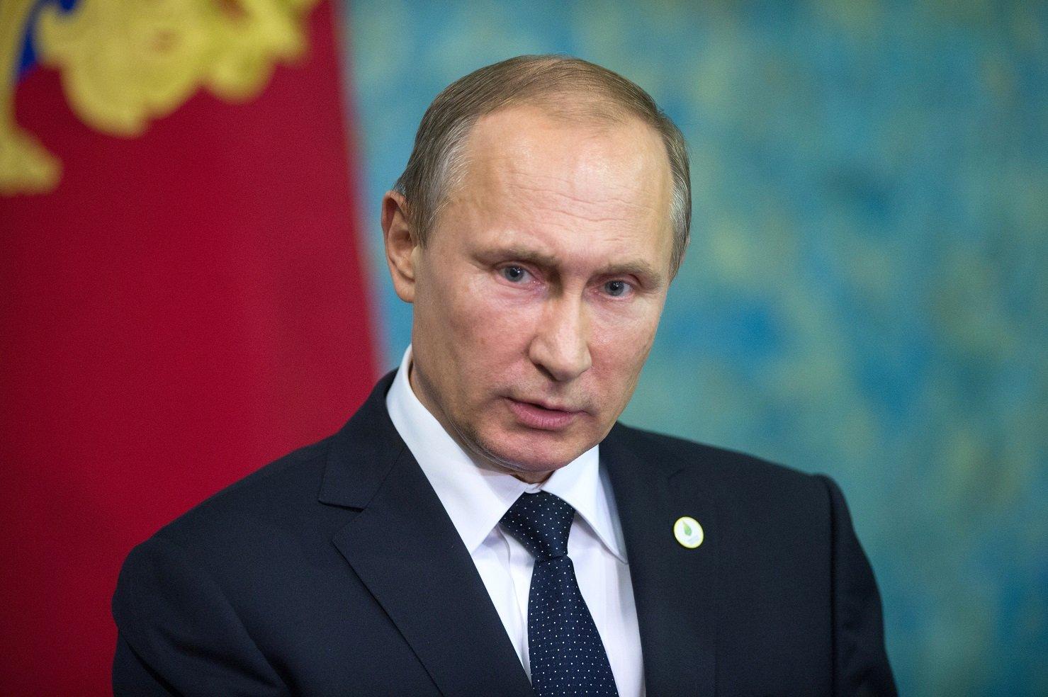 Путин призвал обеспечить условия для свободы интернета