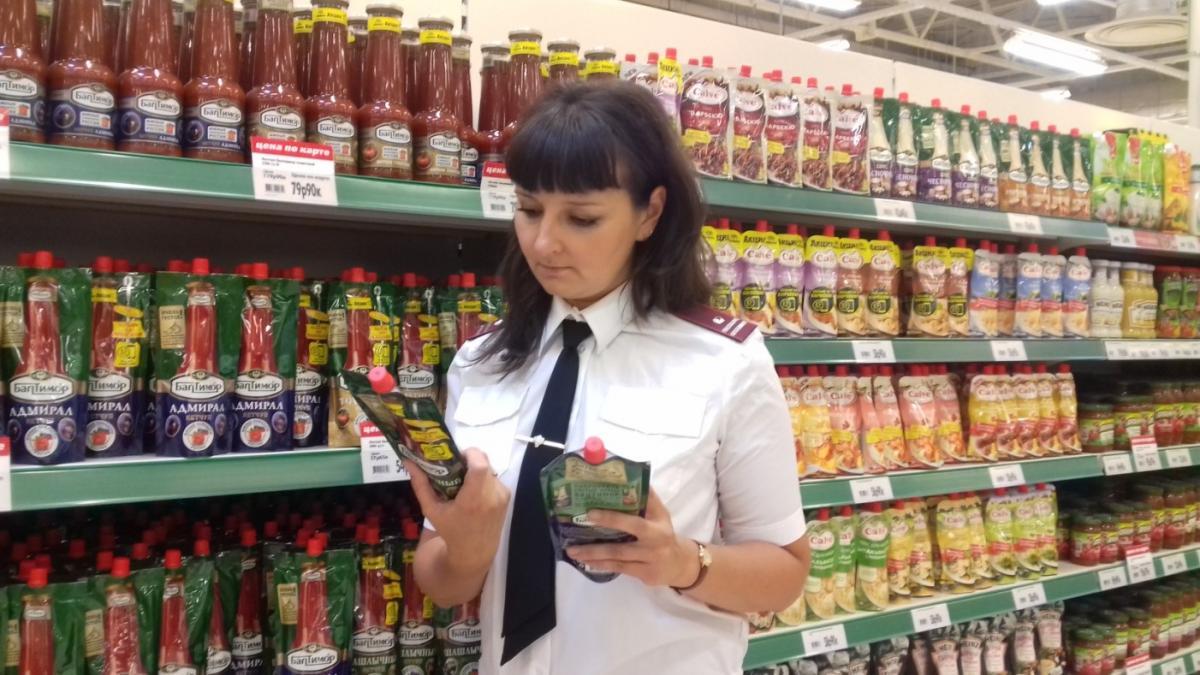 За неделю  Роспотребнадзор выявил более 130 нарушений в сфере торговли