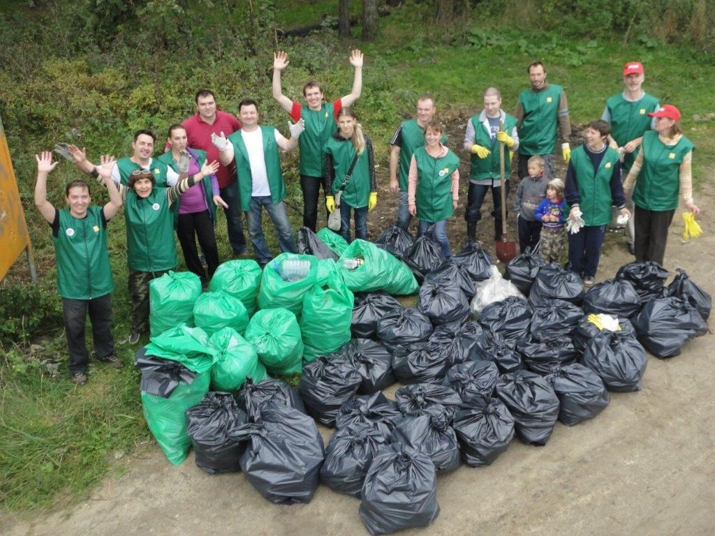 Экологи-общественники помогут государству в проведении «мусорной реформы»