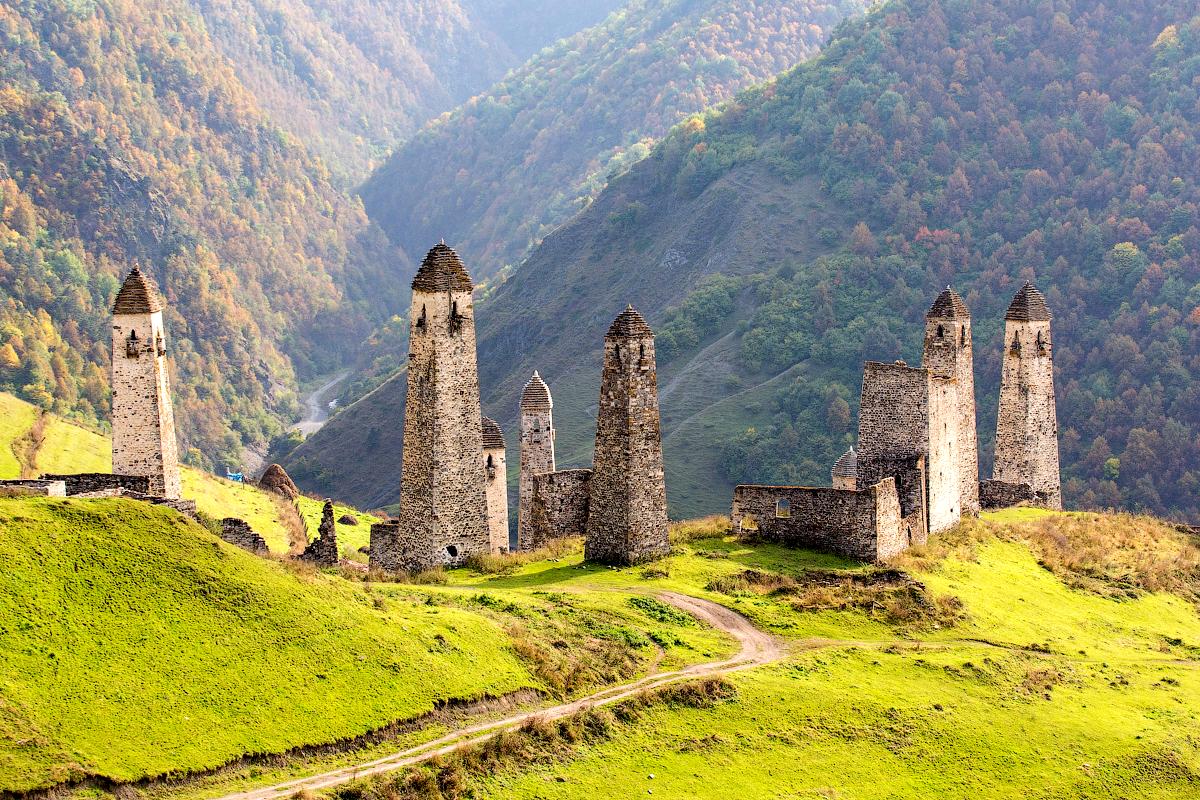 Туристов будут привлекать на Кавказ уникальными локальными брендами