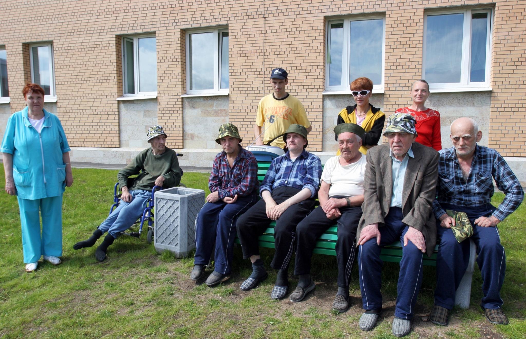 В России будут реформировать работу психоневрологических интернатов