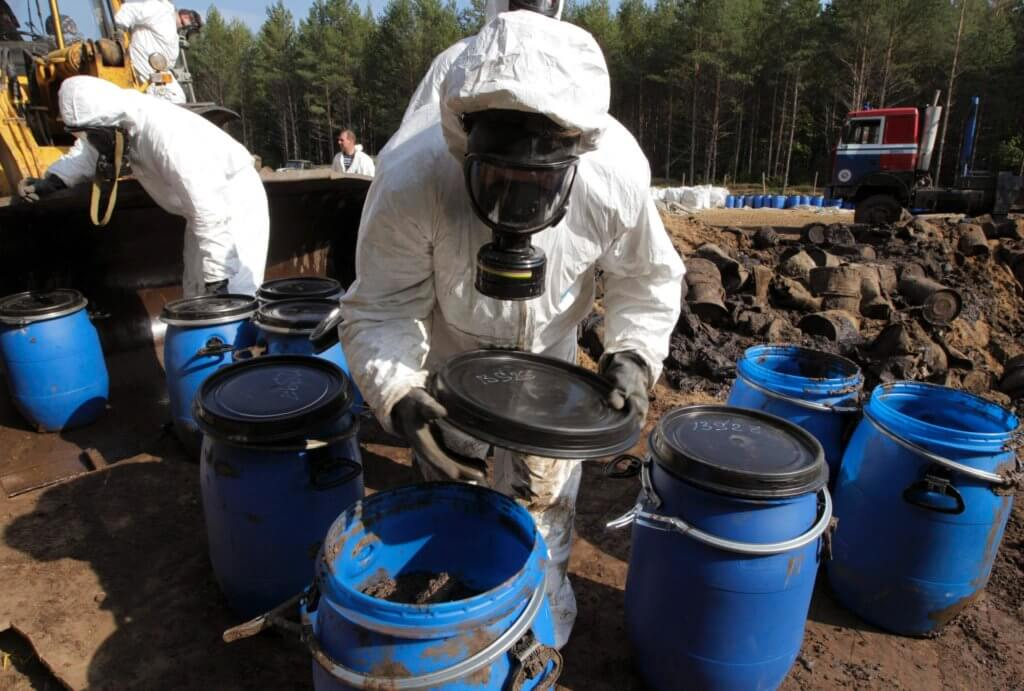 Для контроля за ликвидацией опасных отходов в Кирове создадут общественный совет