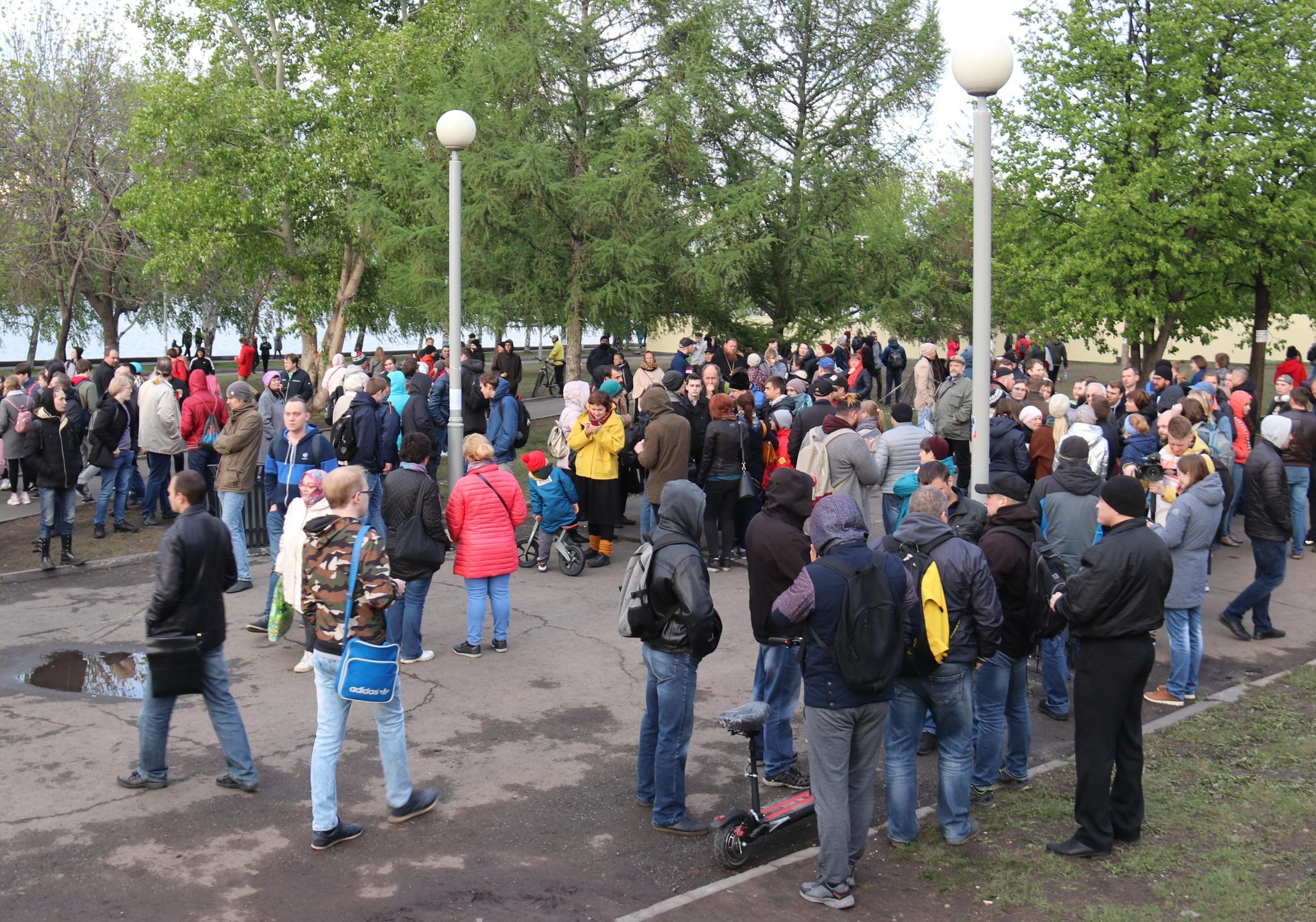 В Кремле назвали продолжение диалога о храме в Екатеринбурге способом решить назревшую проблему