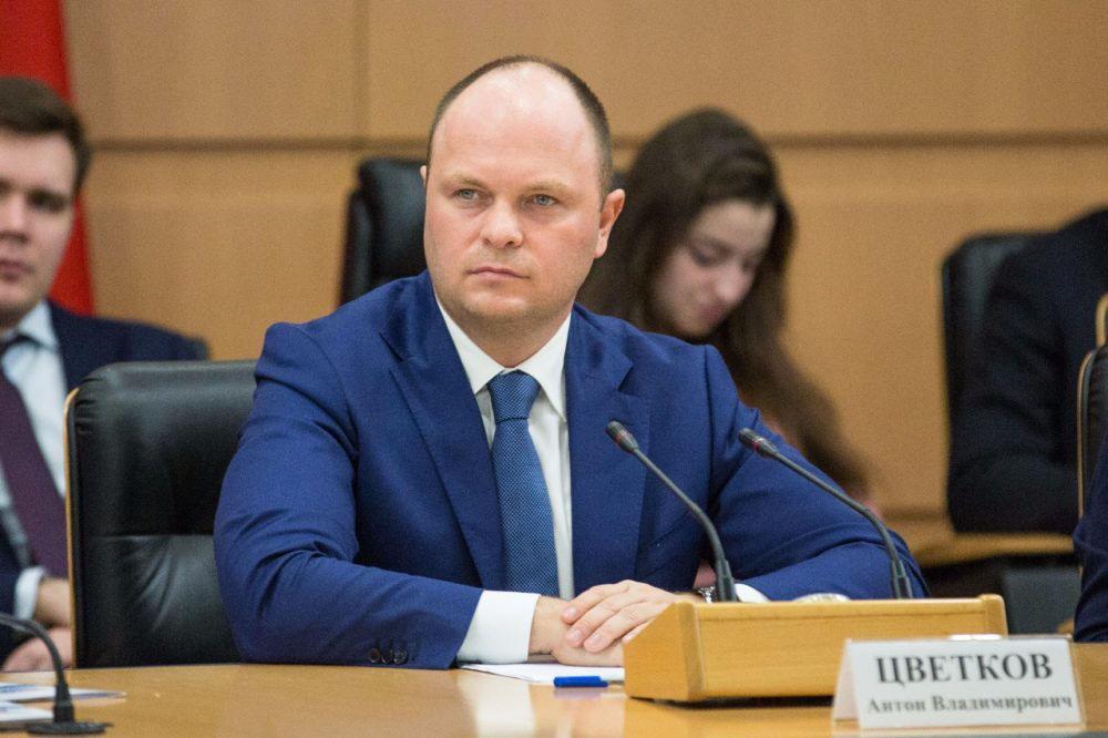 Антон Цветков: Мы развиваем общественный потенциал России