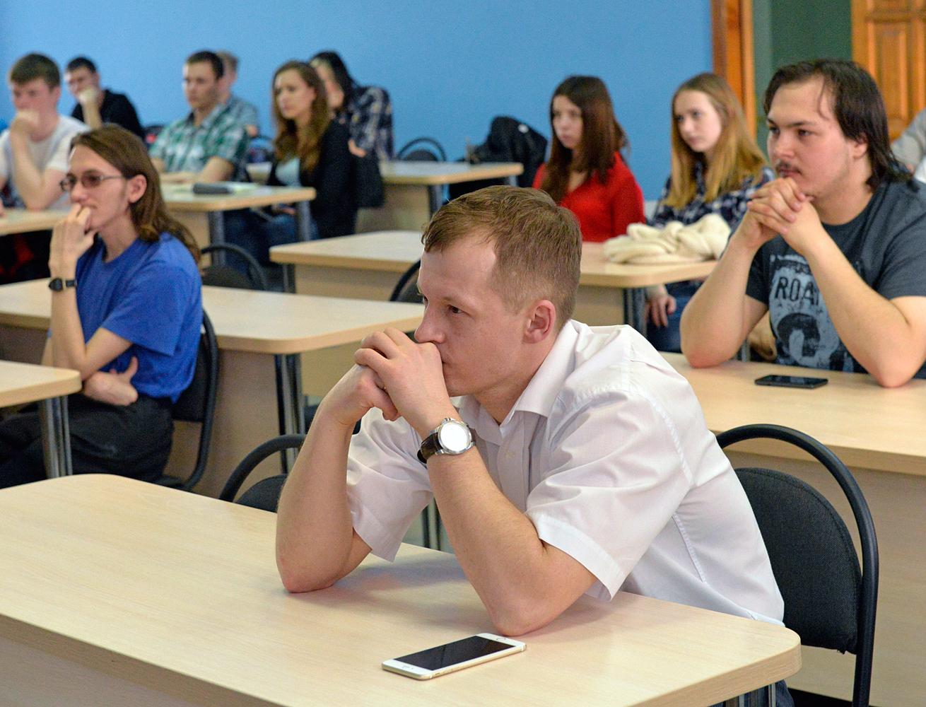 Алтайское землячество в Москве начало работу со студентами