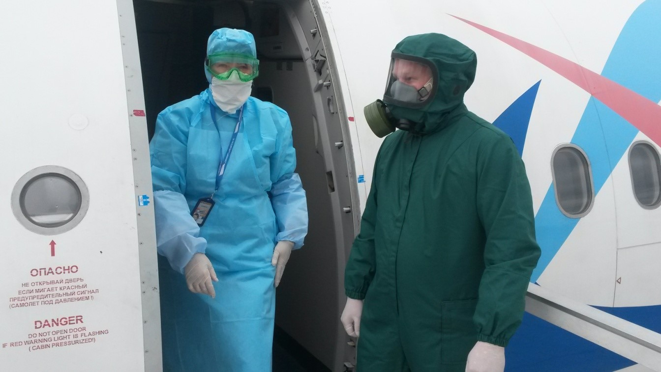 За последние пять лет в Россию въехали втрое больше инфекционных больных