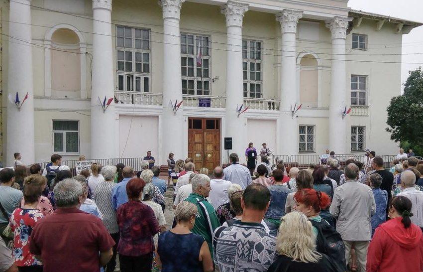 КС запретил отказывать в митингах, безопасность которых не обеспечивает организатор