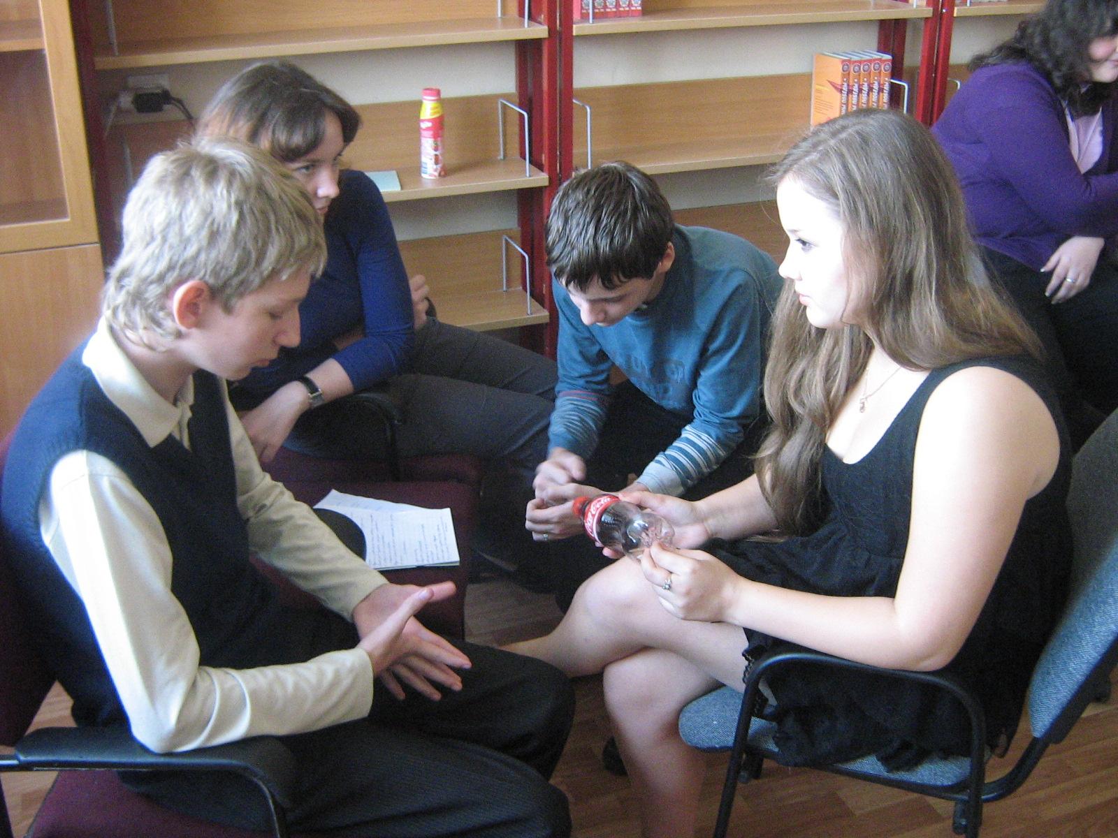 В Совфеде предложили ввести службу школьного примирения