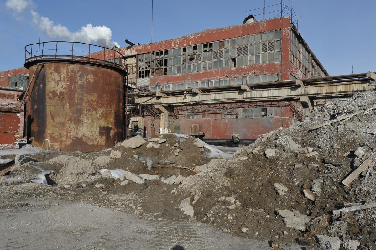«Страшным местом» назвала глава Росприроднадзора очаг ртутного загрязнения в «Усольехимпроме»