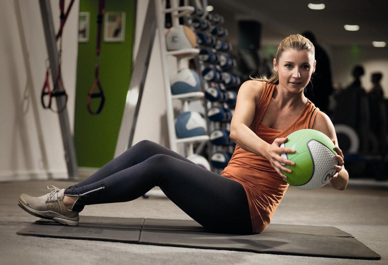 Свыше 50% прошедших курс фитнеса продолжают занятия и привлекают к ним семью — эксперт