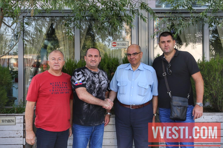 Ветераны России и Болгарии встретились в Софии