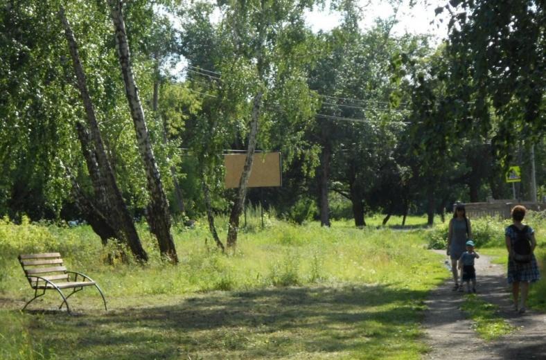Жители села на Урале собрали почти 150 тыс. рублей на возрождение парка