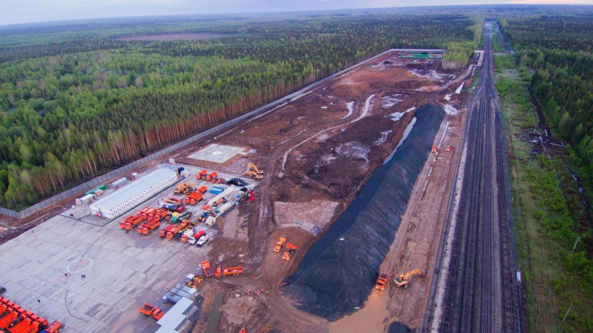 Путин поручил разобраться с размещением московских ТБО под Архангельском