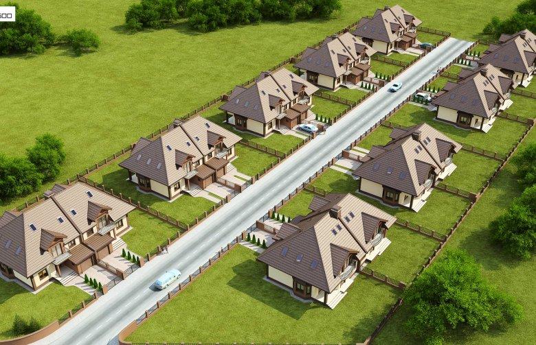 В России разработают стандарты строительства домов ИЖС