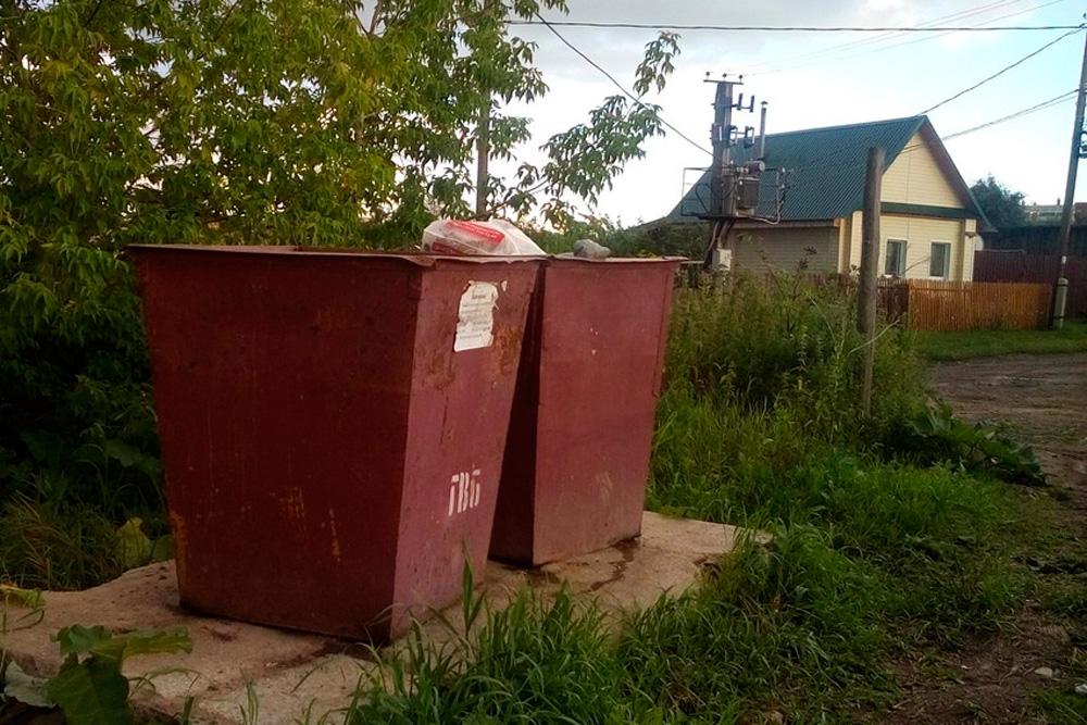 Жителям Свердловской области мусорные мешки заменят на контейнеры