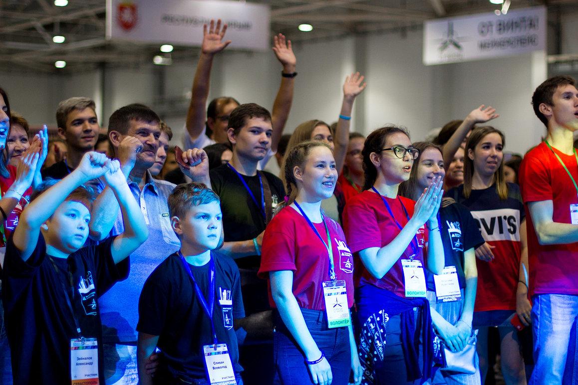 В рамках саммита GMIS Минпромторг РФ и Фонд «От Винта!» представят молодёжную технологическую площадку