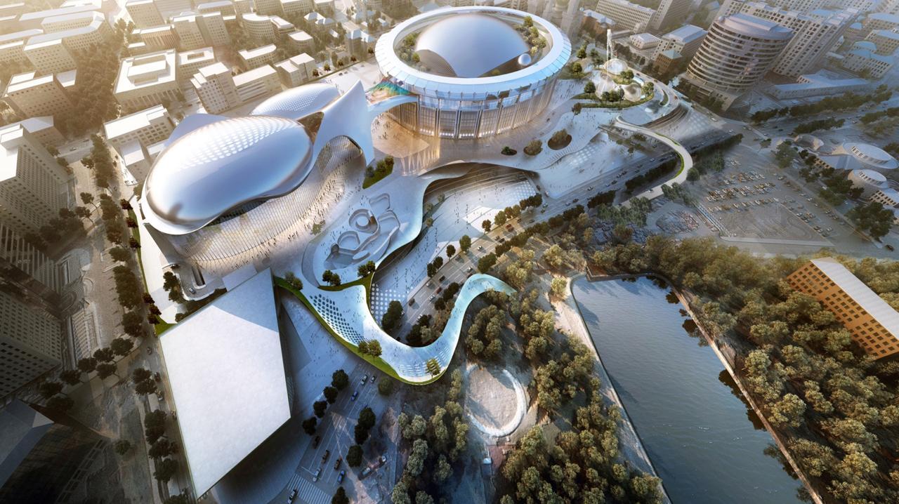 Сбербанк выделит 39 млр рублей на реконструкцию столичного СК «Олимпийский»