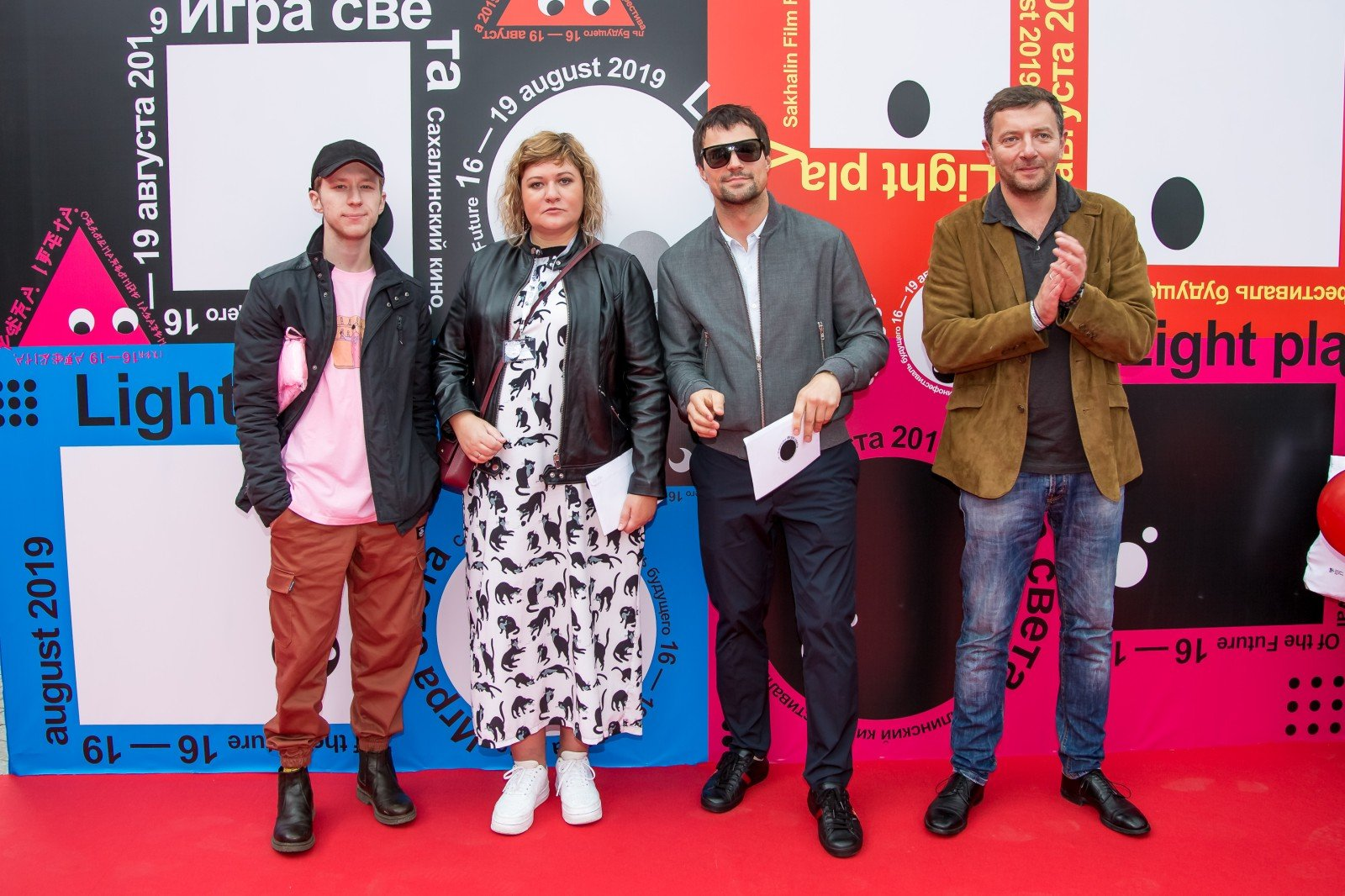 Данила Козловский вручил собственный приз лауреату подросткового кинофестиваля «Игра света»